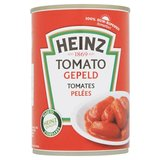 Heinz Gepelde tomaten_