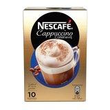 Gold cappuccino._