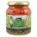 Bio+ Doperwt wortel