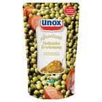 Unox soep in zak erwt