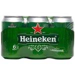 Heinek Pils 6-pack blik