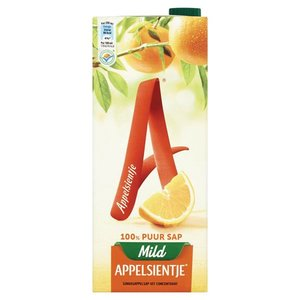 Mild appelsientje 1,5ltr.