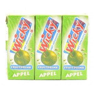 Wicky Appeldrink     10-pack.
