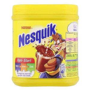 Nesquick Cacao poeder.