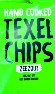 Texelse chips zeezout