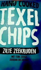 Texelse Chips Zilte Zeekruiden